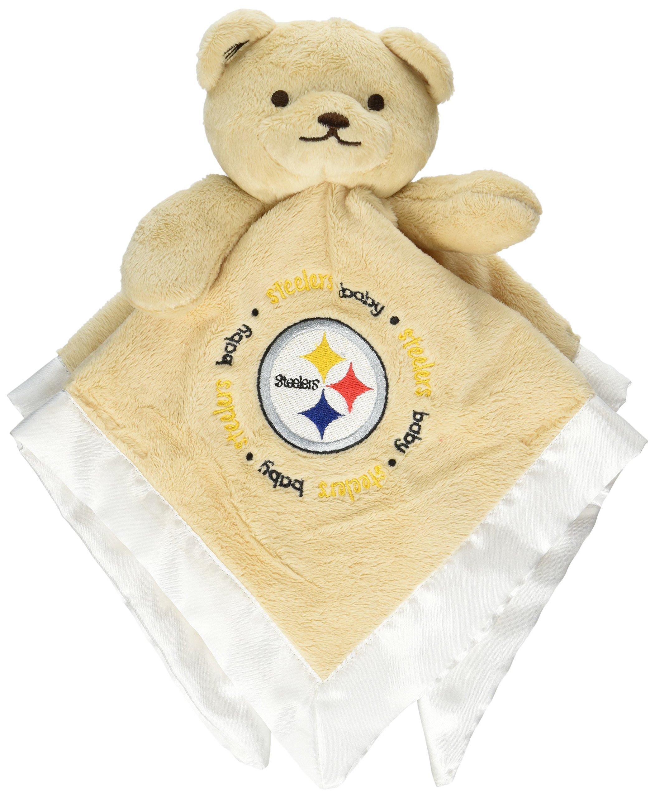 dffd0c9b5 Amazon.com  NFL Pittsburgh Steelers Baby Fanatic Snuggle Bear  Baby