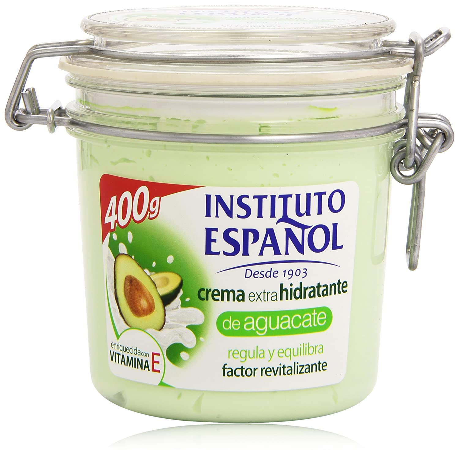 Amazon.com: Instituto Espanol Avocado Moisturising Cream: Health & Personal Care