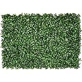 نباتات صناعية من اوراق الاوكالبتوس/ الزهور عشب جداري للمنزل والفيلا والحديقة عشب تزيين صناعي