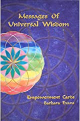 Messages of Universal Wisdom: Empowerment Cards Hardcover