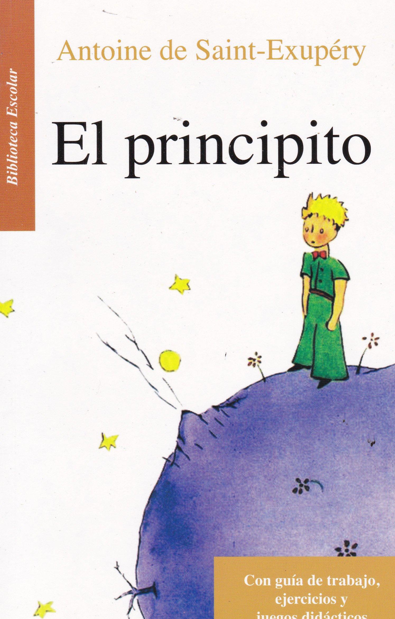 El principito (Spanish Edition) (Spanish) Paperback – January 1, 2014