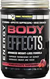 Power Performance Products Body Effects Advanced Weight Loss Formula, Pomegranate Raspberry, 570g
