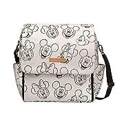 Petunia Pickle Bottom Sketchbook Mickey & Minnie Boxy