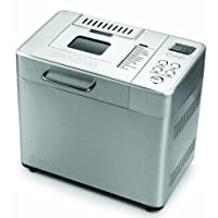 Breadman BK1060BC 2-Pound Professional Bread Maker with Collapsible Kneading Paddles and Automatic Fruit and Nut Dispenser