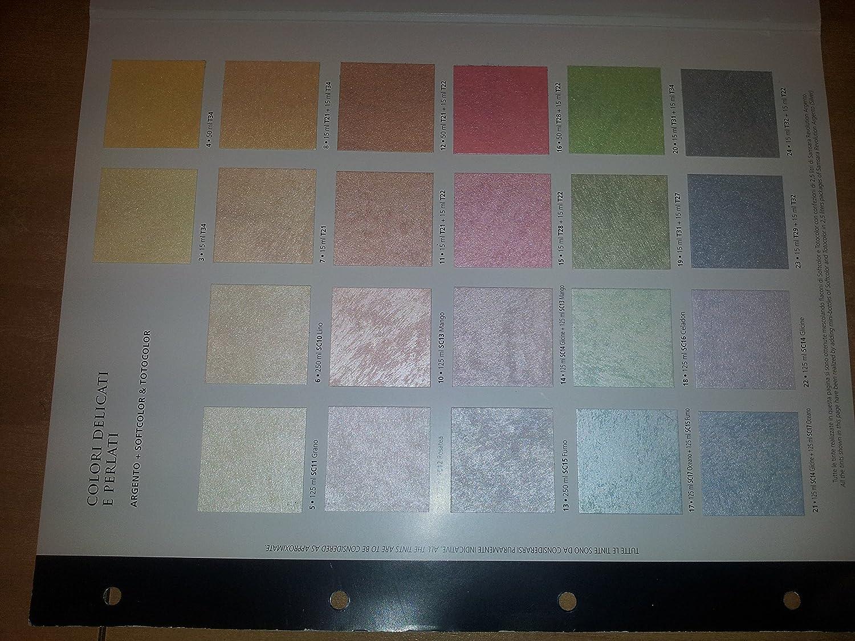 vernice pittura decorativa per pareti .Samsara Revolution 2,5 lt ...