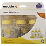 Medela Breastmilk Bottle Set - 5 oz - 3 ct