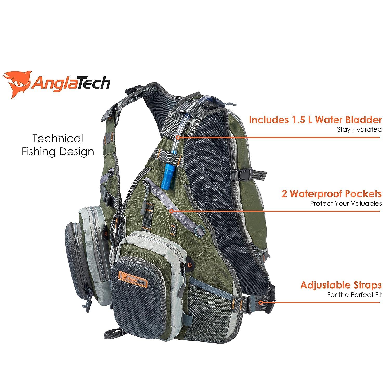 Anglatech fishing backpack