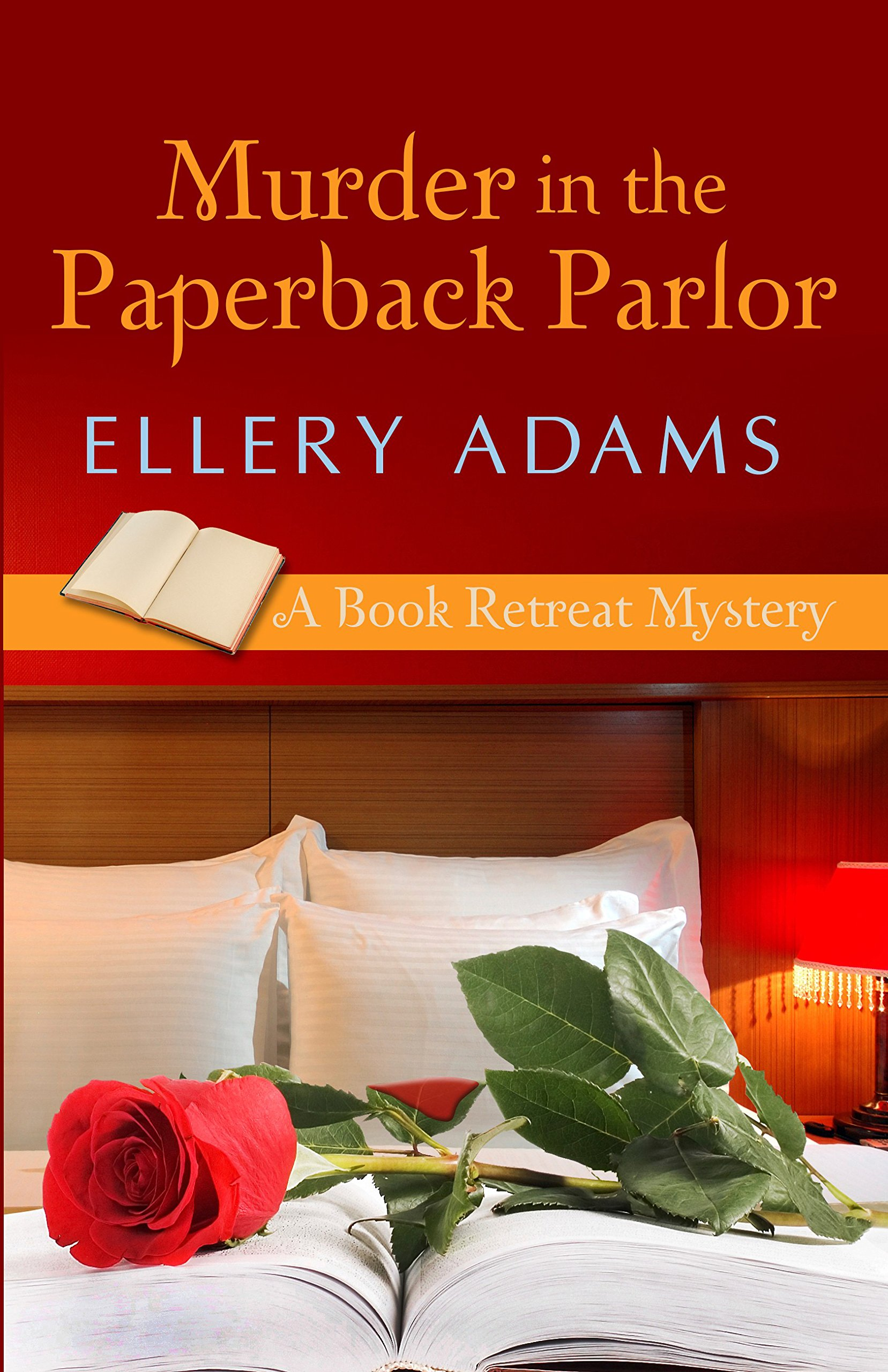 Murder In The Paperback Parlorp (Wheeler Cozy Mystery) pdf epub
