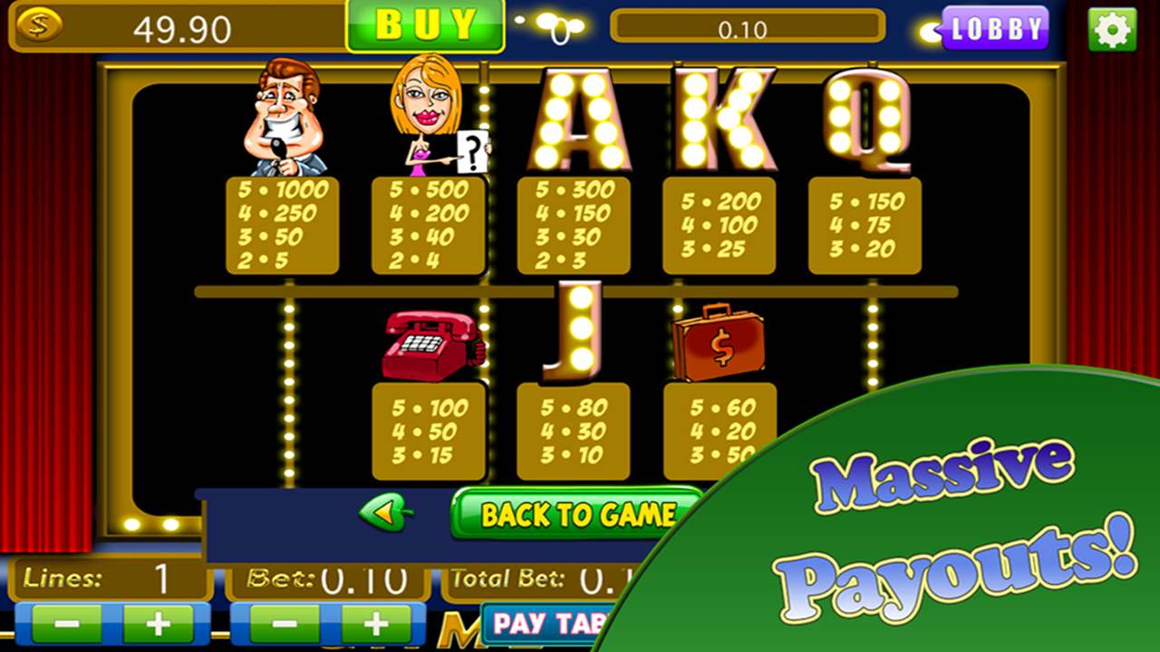 Game Show Slots