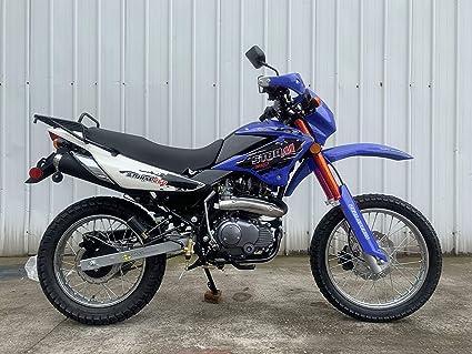 Roketa Dirt Bike-08-250 LHJ