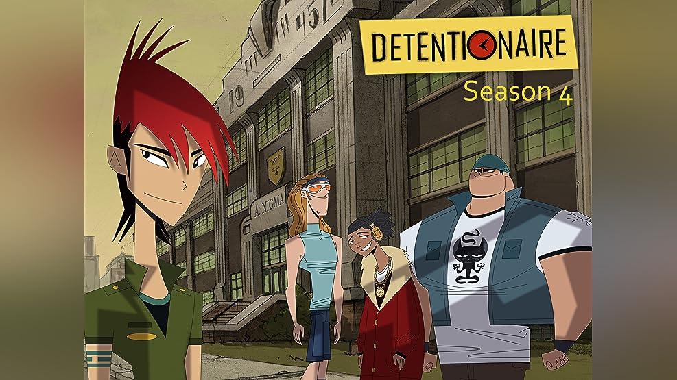 Detentionaire - Season 4