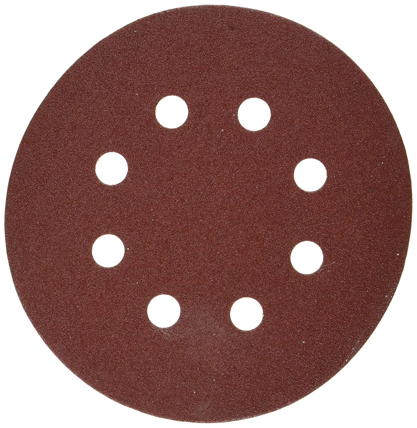 Makita P-43577 125 mm Punched 120 Grit Abrasive Disc - Multi-Colour