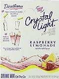 Crystal Light On-the-Go Raspberry Lemonade Mix, 2.4 oz. pack, Pack of 30