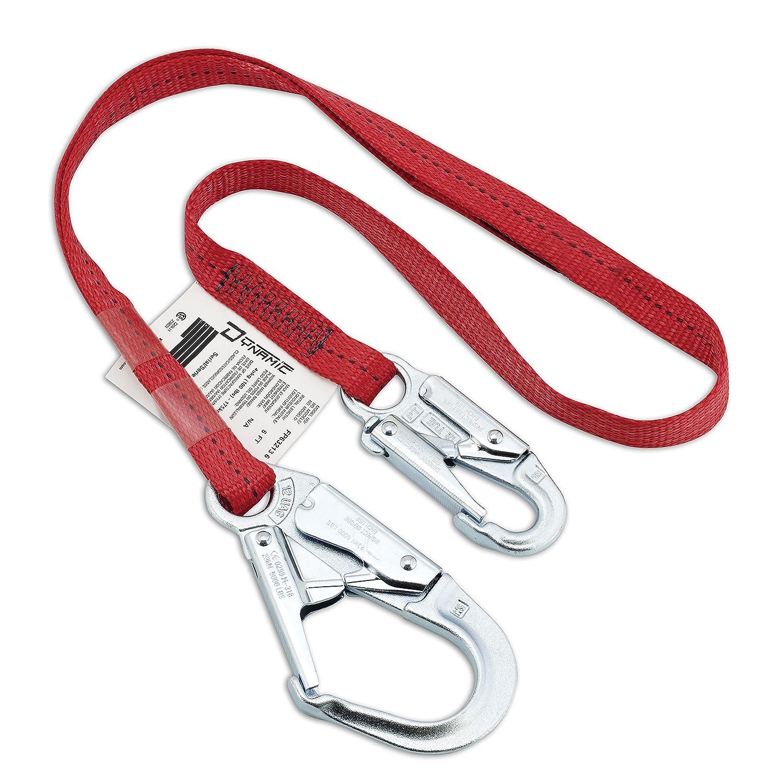Dynamic Safety FP63113/5 - Cordón fijo de poliéster con arnés ...