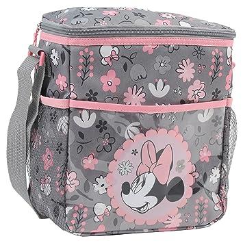 5c6a0657981 Amazon.com   Disney Minnie Mouse Mini Diaper Bag with Mesh Pocket ...