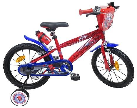 EDEN-BIKES - Bicicleta de 16 Pulgadas para niños con Licencia de ...