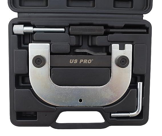 Herramientas de ajuste de motor Renault 1,4 1,6 1,8 2,0 16 V de bloqueo-herramienta correa dentada: Amazon.es: Coche y moto