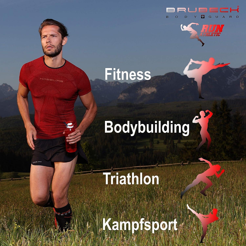 Herren Funktionshose Sport Fitness Laufen Shorts Jogging Laufhose Sporthose