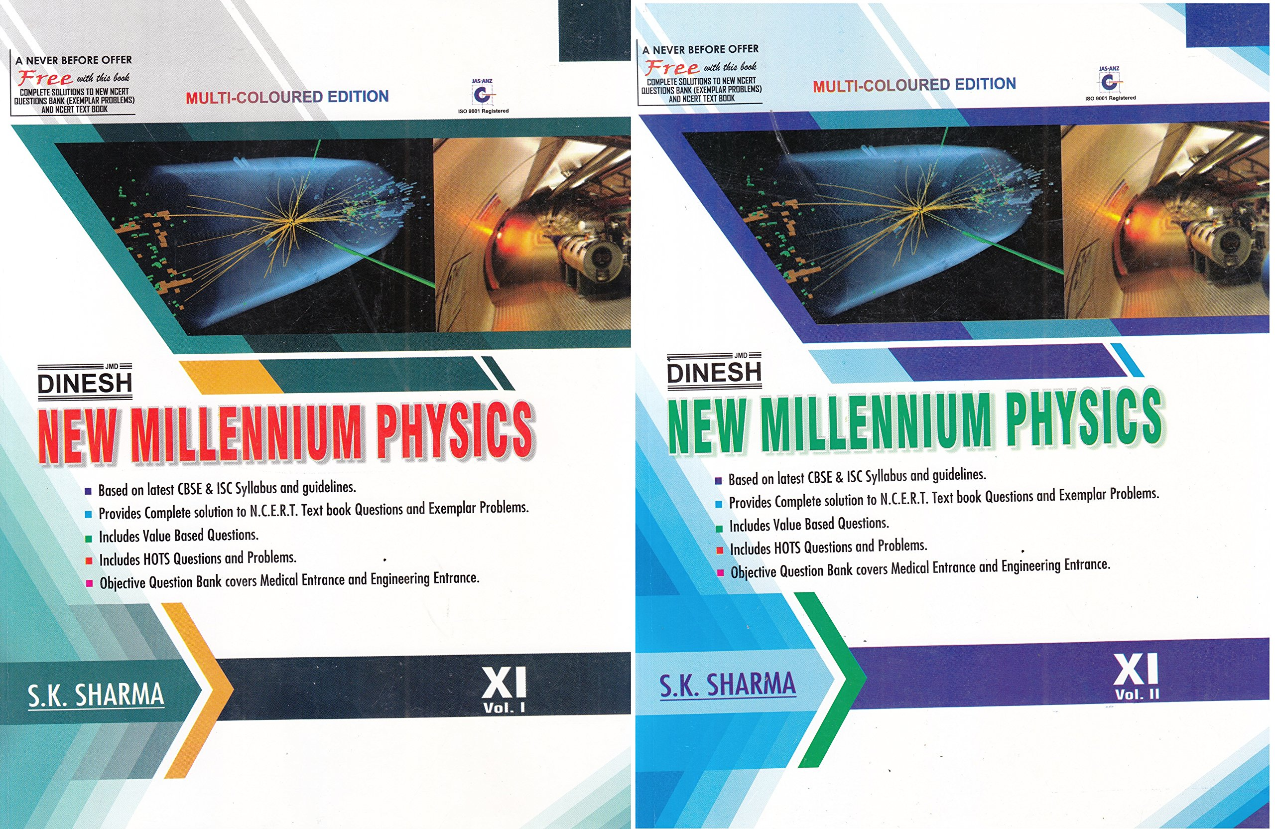 Dinesh New Millennium Physics for Class 11 - 2018-2019