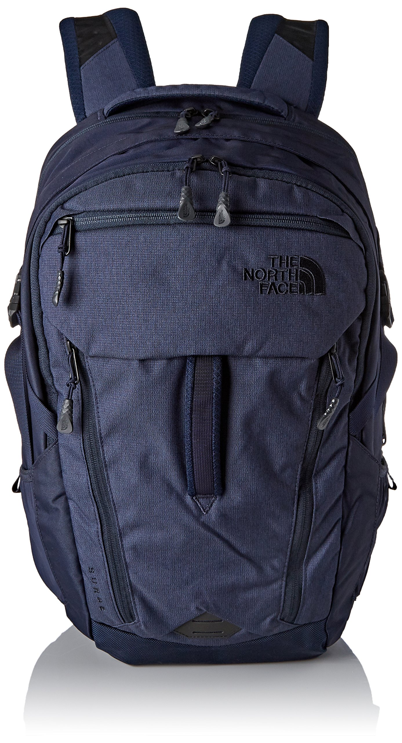 The North Face Surge Urban Navy Lthr/Unban Navy Unisex Daypack