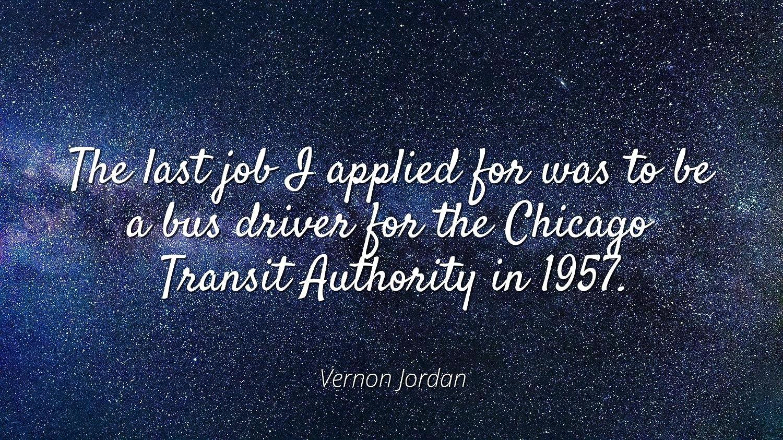 Amazon com: Home Comforts Vernon Jordan - Famous Quotes