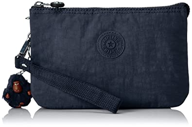 e565f82b06 Kipling Women's CREATIVITY XL Coin Purse, Alaskan Blue, 21.5x13.5x4 ...