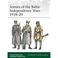 Armies of the Baltic Independence Wars 1918–20 (Elite)