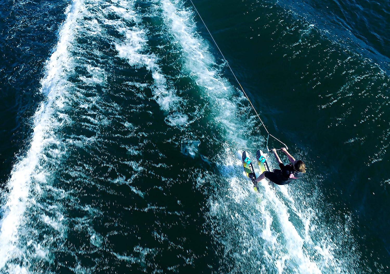 Mesle Comboski Easy Go 137 cm Kinder Jugend Wasserski Anfänger Fortgeschrittene