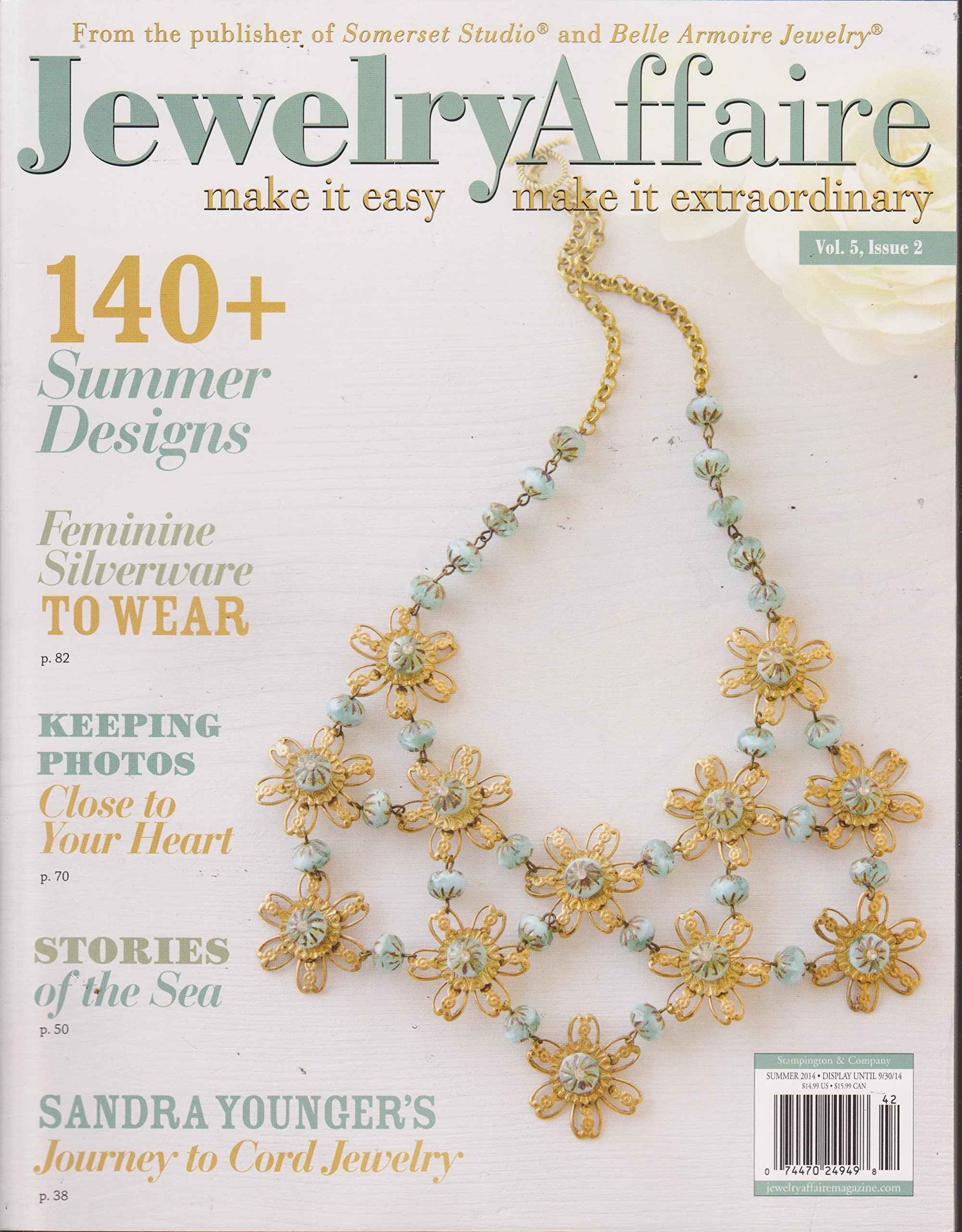 Download Jewelry Affaire Magazine Summer 2014 pdf