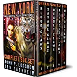 New York Paranormal Police Department Complete Box Set