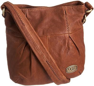 6fa3ba3af Ugg Australia Womens Crossbody Bag Chestnut: Amazon.co.uk: Shoes & Bags