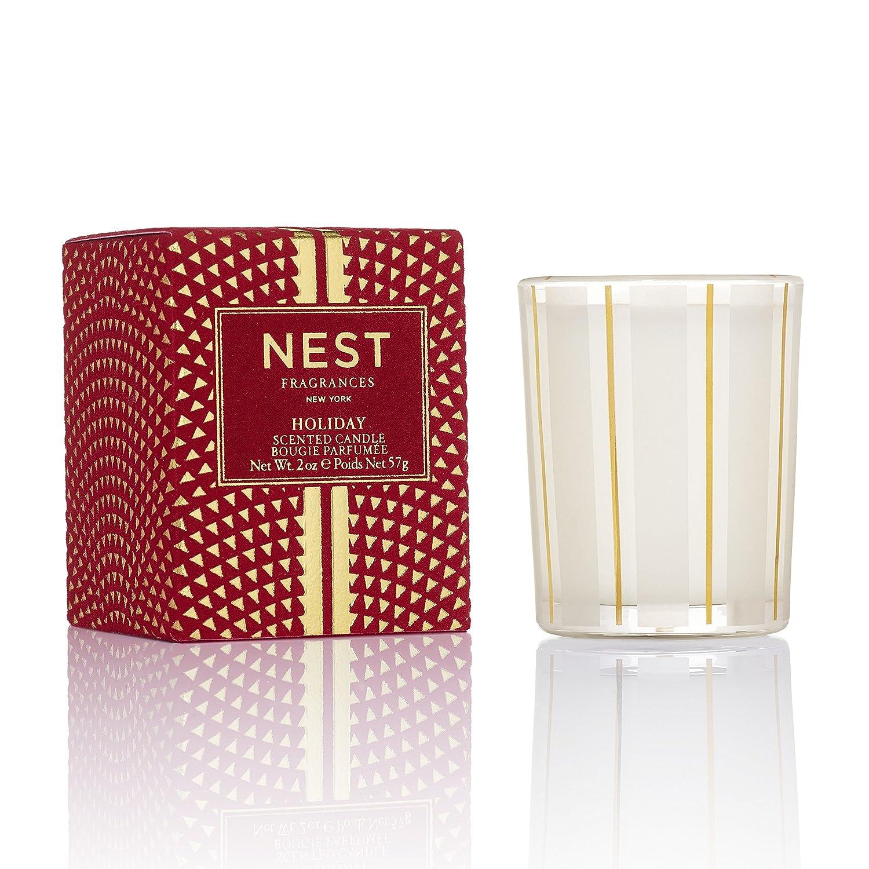 NEST Fragrances Votive Candle- Holiday, 2 oz NEST Fragrances (Home Decor) NEST02HL-A