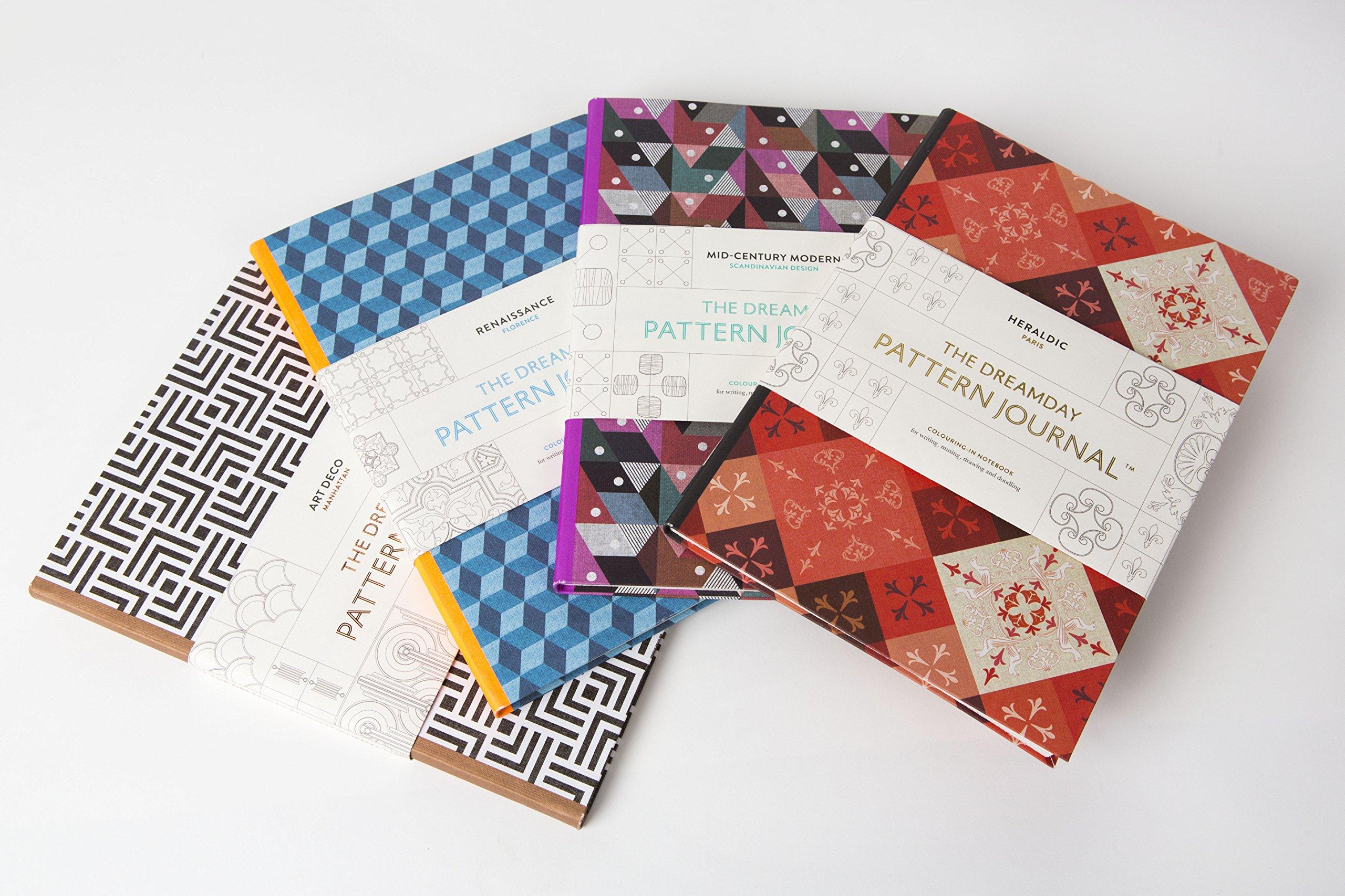 The Original Pattern Journal Mid Century Modern Scandinavian