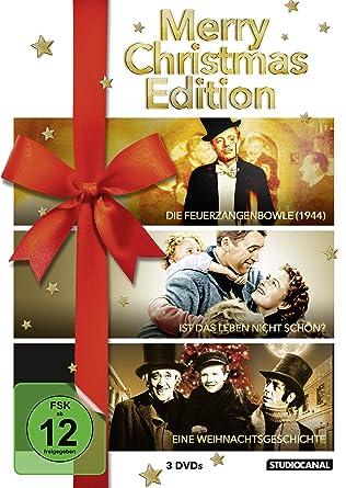 Merry Christmas Edition Die Feuerzangenbowle / Ist das Leben nicht ...