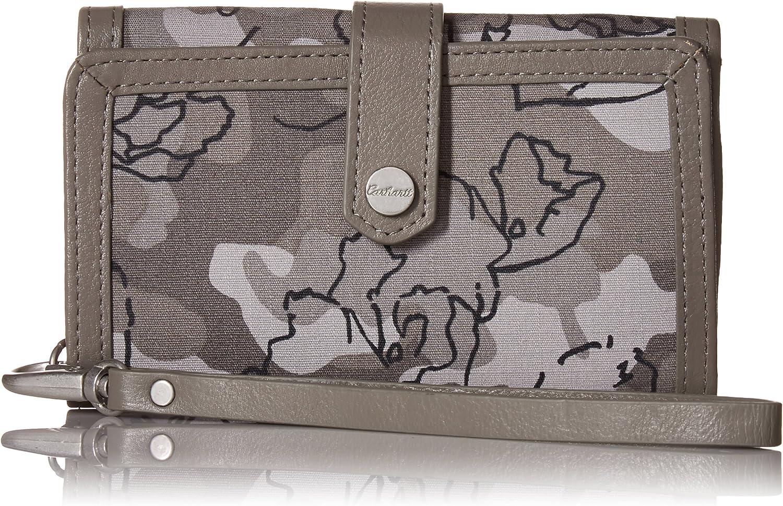 Carhartt Women's Floral Camo Phone Clutch