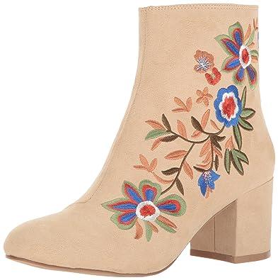 Aldo Women's Kettleson Ankle Bootie, Bone, ...