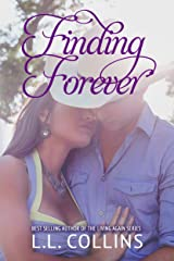 Finding Forever (Living Again #4) (Living Again Series) Kindle Edition