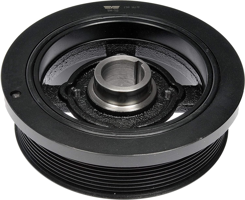Dorman 594-703 Engine Harmonic Balancer for Select Lexus//Toyota Models