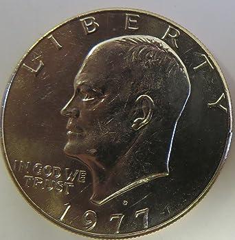 1971 1972 1974 1976 1977 1978 P /& D Eisenhower 12 COIN SET IKE Dollars