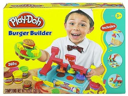 Playdoh - La hamburgueseria (Hasbro): Amazon.es: Juguetes y juegos
