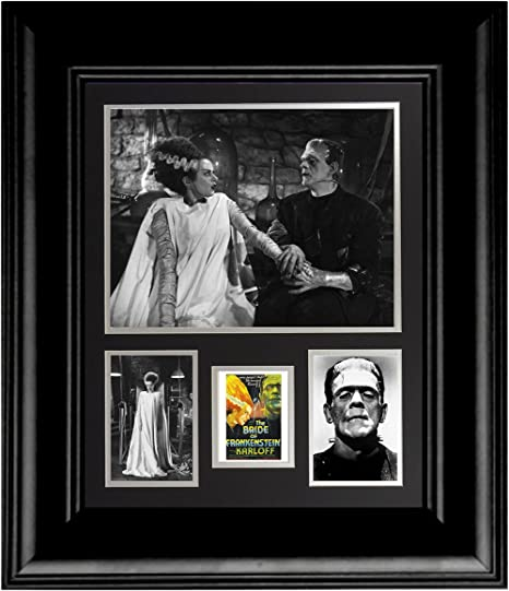 The Bride of Frankenstein Print 14 x 11/""