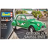 Revell - 07053 - Modelo de Citroën 2CV - Sauss Ente - Escala 1/24