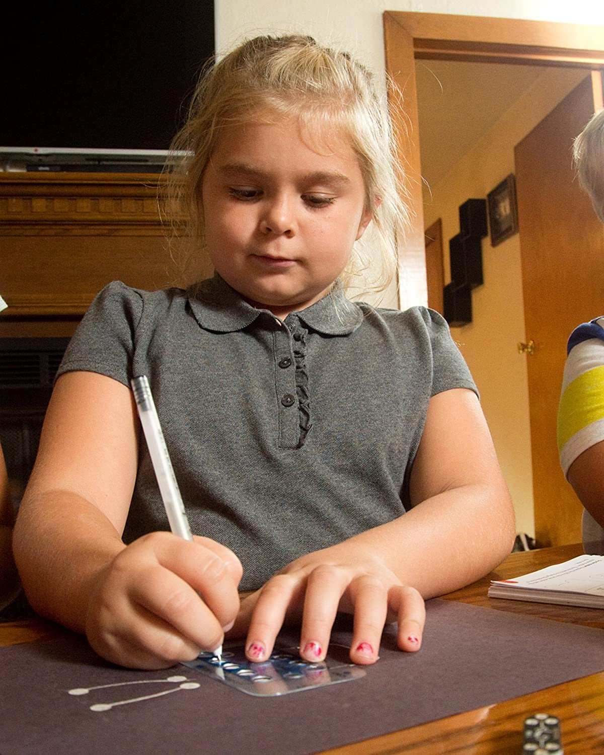 Circuit Scribe Non Toxic Conductive Silver Ink Pen Award Winning Design That Makes Creating Circuits And
