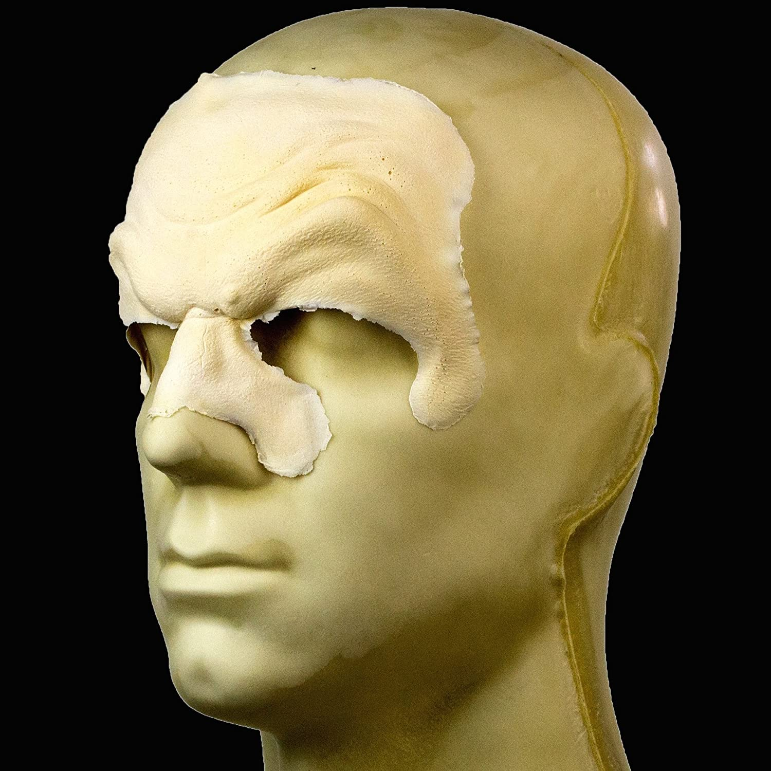 Rubber Wear Foam Latex Prosthetic - Evil Forehead FRW-063 - Makeup and Theater FX