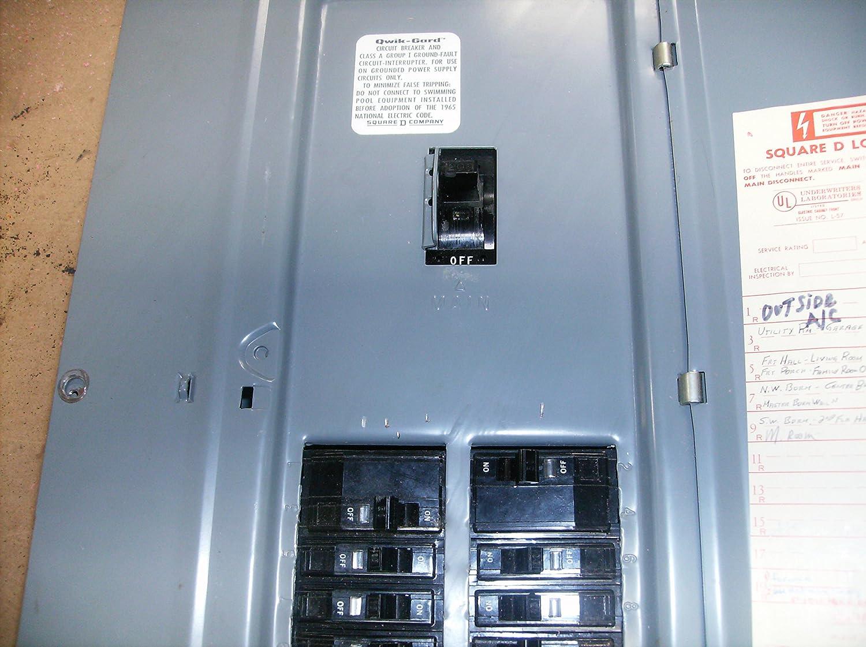 SD-200VA Square D Generator Interlock Kit for Vertical Main 150 or ...