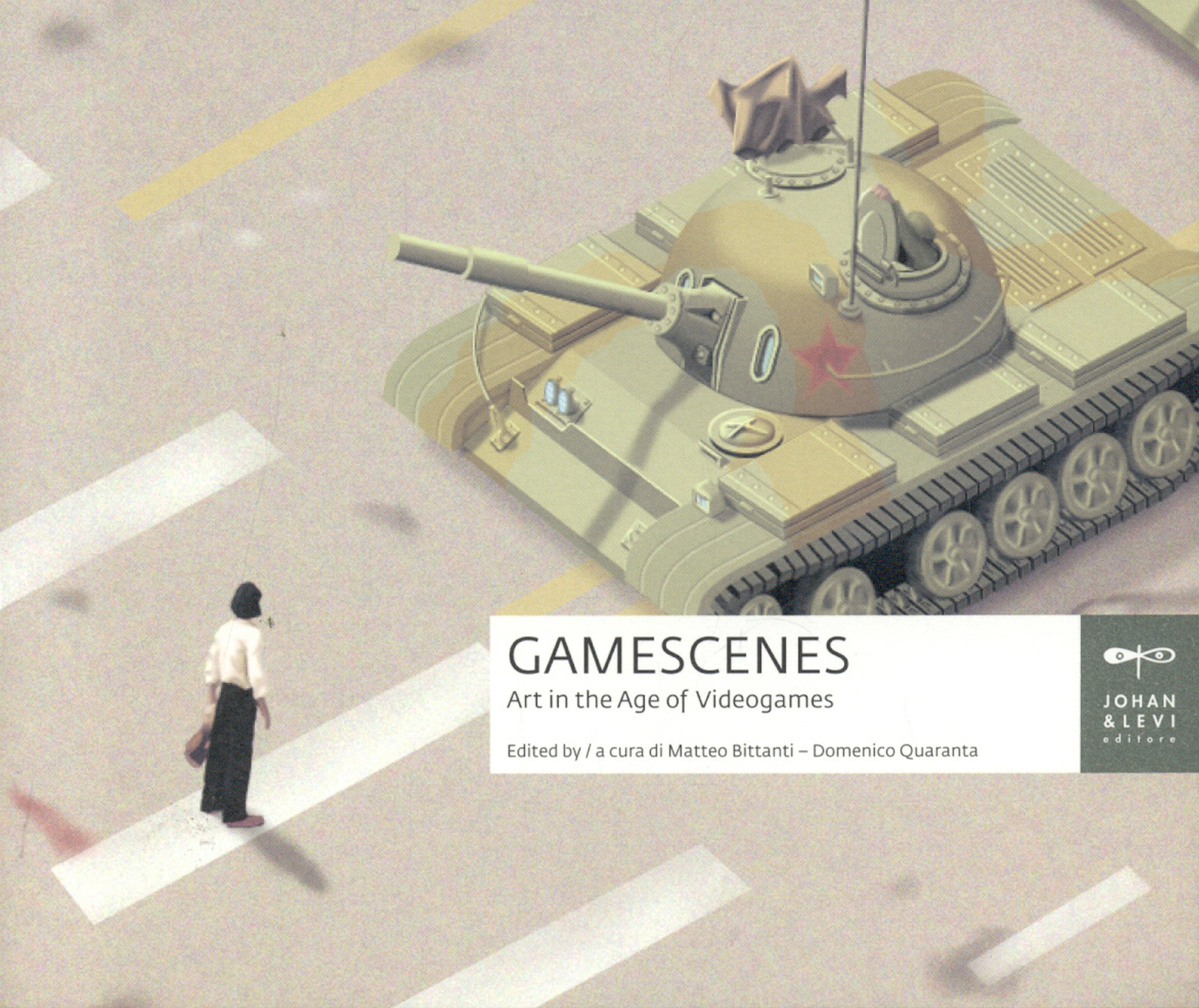 Gamescenes: Art in the Age of Videogames