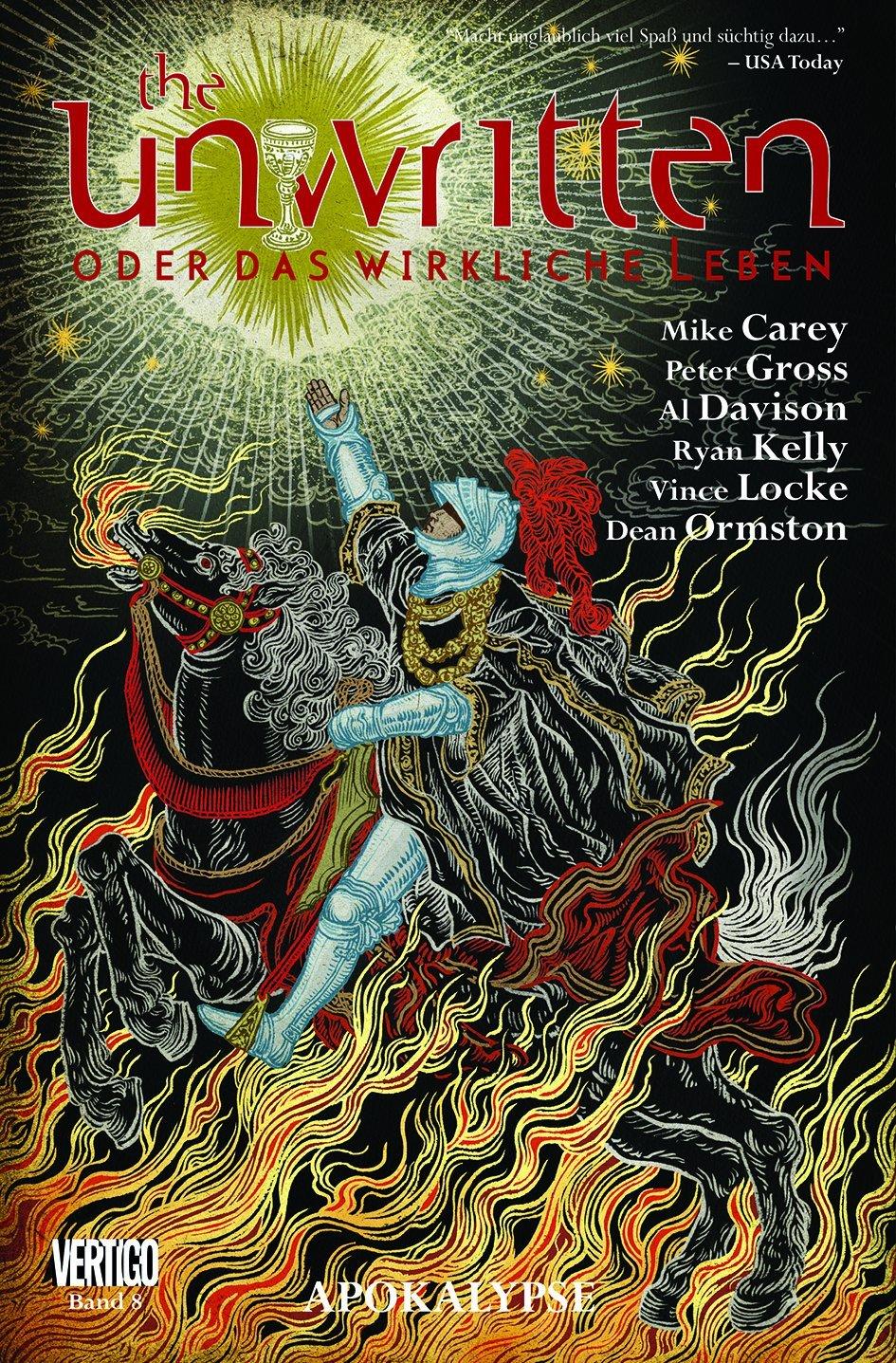 The Unwritten - Oder das wirkliche Leben: Bd. 8: Apocalypse