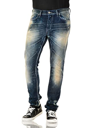 4c2b287e Diesel Jeans Tepphar 881W Skinny Fit Tapered 0881W: Amazon.co.uk: Clothing