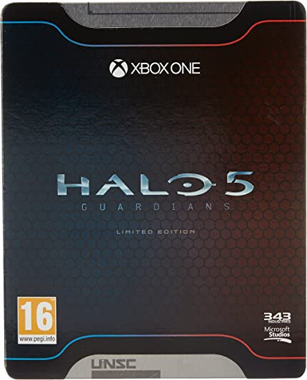 Halo 5: Guardians - Limited Edition (Physical Disc) - Xbox One