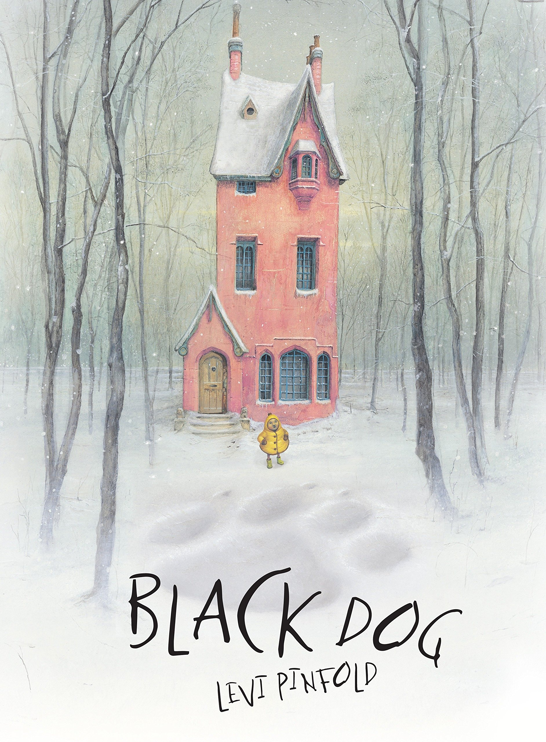 Black Dog: Levi Pinfold: 9780763660970: Amazon com: Books
